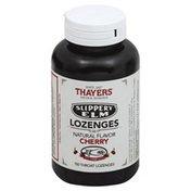 Thayers Lozenges, Slippery Elm, Cherry