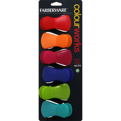 Colour Works Bag Clips