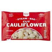 Market Pantry Cauliflower, Cut, Steam-in-Bag