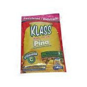 Klass Sweetened Drink Mix, Pineapple