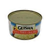 Geisha Fancy White Crab Meat