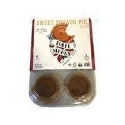 Hail Merry Sweet Potato Tart