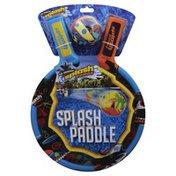 Splash Paddle, Bomb