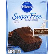 Pillsbury Brownie Mix, Sugar Free, Chocolate Fudge