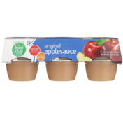 Food Club Original Applesauce