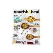 Better Nutrition Nourish & Health Magazine