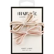 The Hair Edit Ties, Knot Links