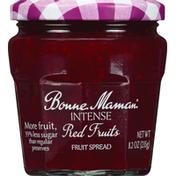 Bonne Maman Fruit Spread, Red Fruits, Intense