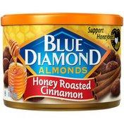 Blue Diamond Honey Roasted Cinnamon