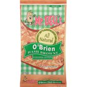 Mr Dells Hash Browns, O'Brien