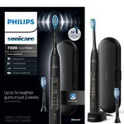 Philips Sonicare ExpertClean 7300, Rechargeable electric toothbrush, Black HX9610/17