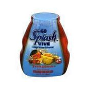 Go Splash Vive Fruit Punch Liquid Water Enhancer
