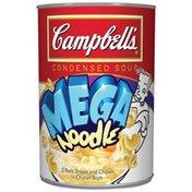 Campbell's Mega Noodle Condensed Soup
