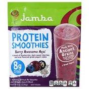 Jamba Protein Smoothies, Berry Awesome Acai