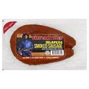 Earl Campbell's Sausage, Smoked, Jalapeno