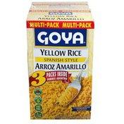 Goya Yellow Rice, Spanish Style, Multipack