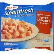 Birds Eye Chef's Favorites Lightly Seasoned Sweet Potatoes with Brown Sugar