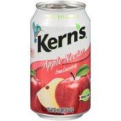 Kern's Kerns Apple Nectar Fruit Juice 11.5 fl. oz. Can Kerns Apple Nectar Fruit Juice