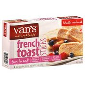 Van's Natural Foods French Toast Sticks