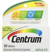 Centrum Adult Complete Multivitamin/Multimineral Supplement Tablet, Vitamin D3