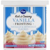 Kroger Vanilla Frosting