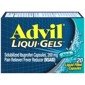 Advil Pain Reliever and Fever Reducer, Pain Reliever and Fever Reducer