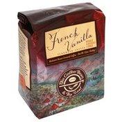 Coffee Bean & Tea Leaf Coffee, Whole Bean, Medium Roast, French Vanilla Flavored