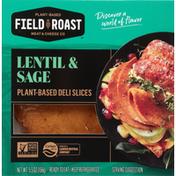 Field Roast Deli Slices, Lentil & Sage, Plant-Based