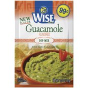 Wise Dry Guacamole Dip Mix