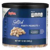 Hy-Vee Salted Party Peanuts