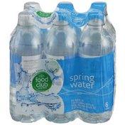 Food Club Spring Water