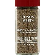 Morton & Bassett Spices Cumin Seed