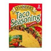 Lysander's Seasoning, Taco