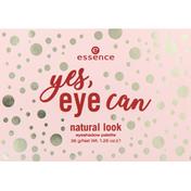 Essence Eye Shadow Palette, Natural Look