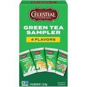 Celestial Seasonings Green Tea Sampler Variety Pack