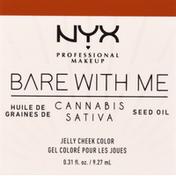 NYX Professional Makeup Jelly Cheek Color, Sizzling Sun BWMCJ03