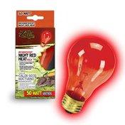 Zilla 50 Watt Night Red Incandescent Heat Bulb