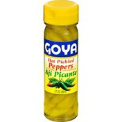 Goya Hot Pickled Yellow Peppers