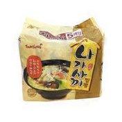 Samyang Nagasaki Jjampong Instant Noodle Soup