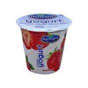 Norman's Low Fat Strawberry Yogurt