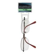 Essentials Non-Prescription Glasses +1.50 Harrison
