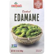 Melissa's Edamame, Cooked