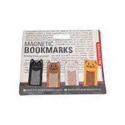Kikkerland Design Magnetic Cats Bookmark