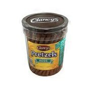 Clancy's Rods Pretzels