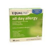 Equaline All Day Allergy Tablets