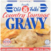 Purnell's Old Folks Country Sausage Gravy