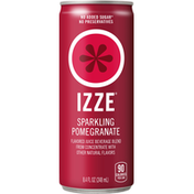 Izze Juice Beverage, Sparkling Pomegranate