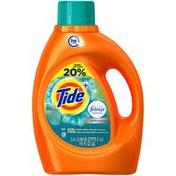 Tide Febreze Freshness Botanical Rain Laundry Detergent