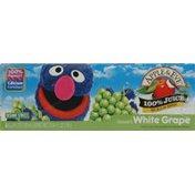 Apple & Eve 100% Juice, Grover's White Grape