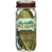 Spice Islands Organic Bay Leaves